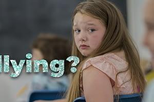 ¿Es bullying?
