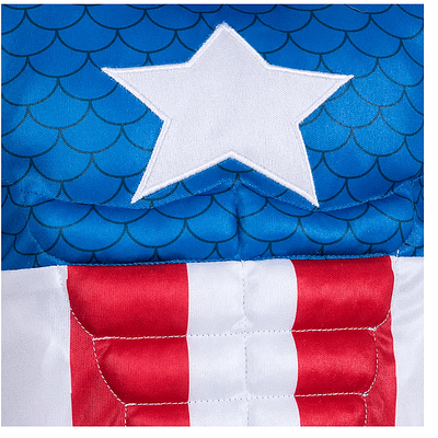 Disfraz Capitan America Bebe