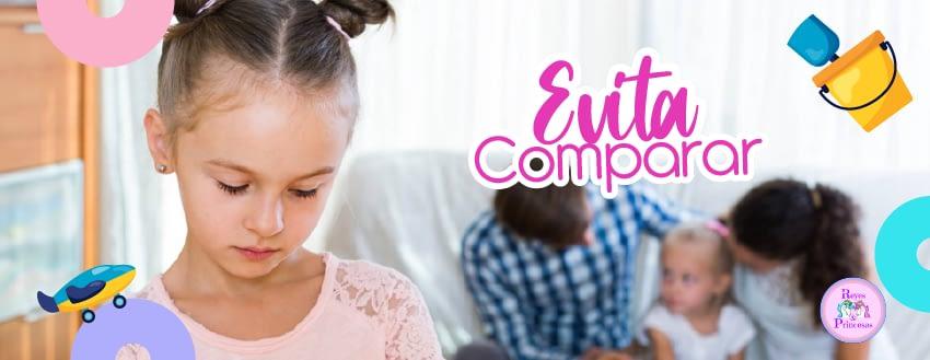 Evita comparar
