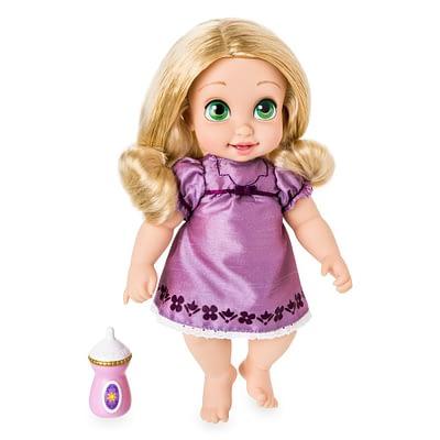 Rapunzel Bebe Recien Nacida
