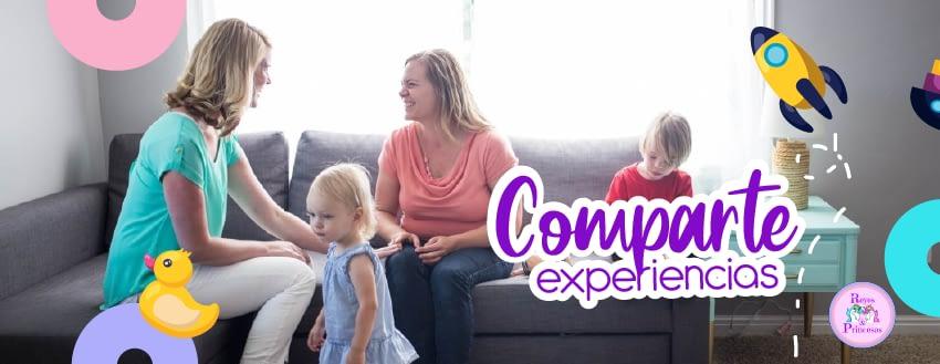 Comparte Experiencias