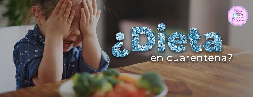 Dieta en Cuarentena
