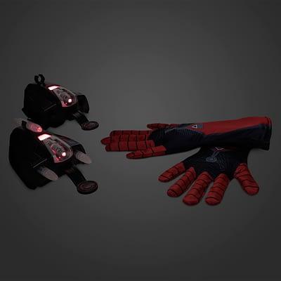 Guantes Dardos Spiderman