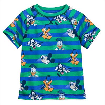Pijama 2p Short Mickey Y Pato