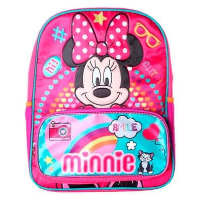 Morral Minnie Y Gato Kinder