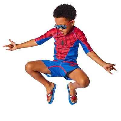 Traje De Baño 2P Spiderman Niño