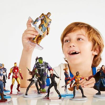 Mega Colección Figuras Marvel Estudios
