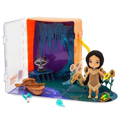 Mini Doll Cajita Playset Pocahontas