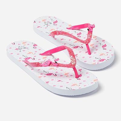 Flip Flop Justice Flamingo