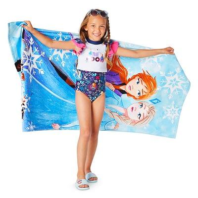 Toalla Anna Y Elsa Frozen 2