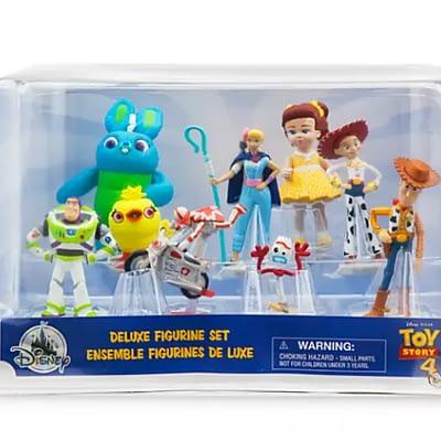 Colección Figuras Lujo Toy Story 4