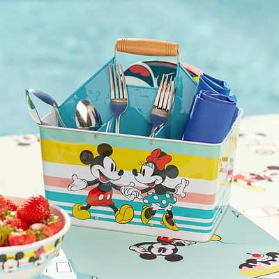 Utensilio Disney Eats Mickey Y Minnie