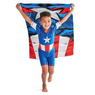 Toalla Capitán América